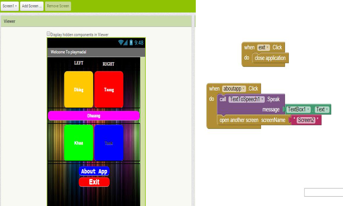 App Inventor - Develop free Android Apps without coding