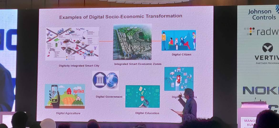 Examples of Digital Socio-Economic transformation in Nepal