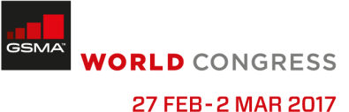 MWC 2017 Official Logo