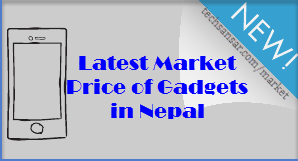 Gadget price in Nepal