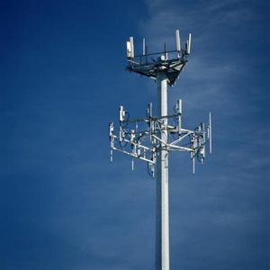 Cellular Mobile service provider tower in Nepal