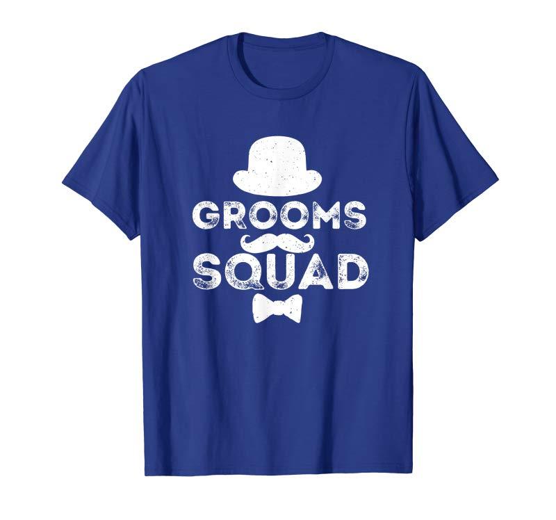 trending groom squad t