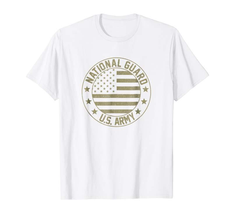 Order US Army National Guard Veterans T-shirt For Men