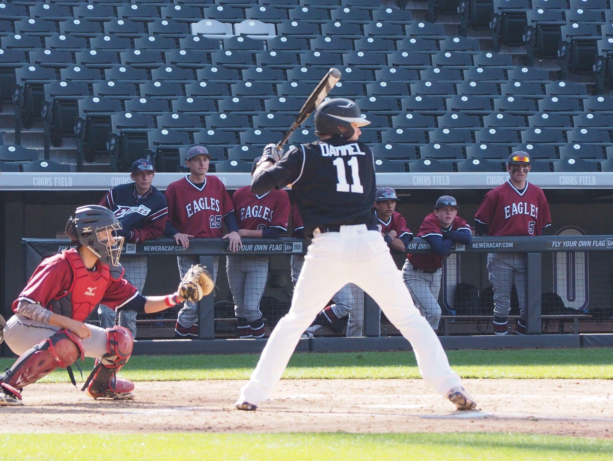 Highlands Ranchs Dammel Selected For Usa Baseball Camp Usa Today