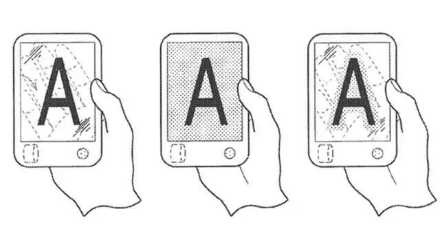 Sony patenta un smartphone plegable con pantalla transparente