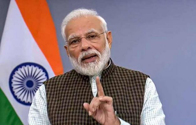 Modi announces 21-day total lockdown from March 24 midnight