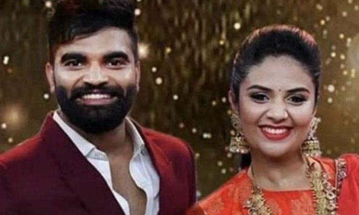 Pradeep Srimukhi Zee Telugu Event TRP Ratings Chi.Pradeep Ki Chi.La.Sow.  Jaatharo Jaathara Star Maa Bigg Boss - Chi.pradeep-TeluguStop