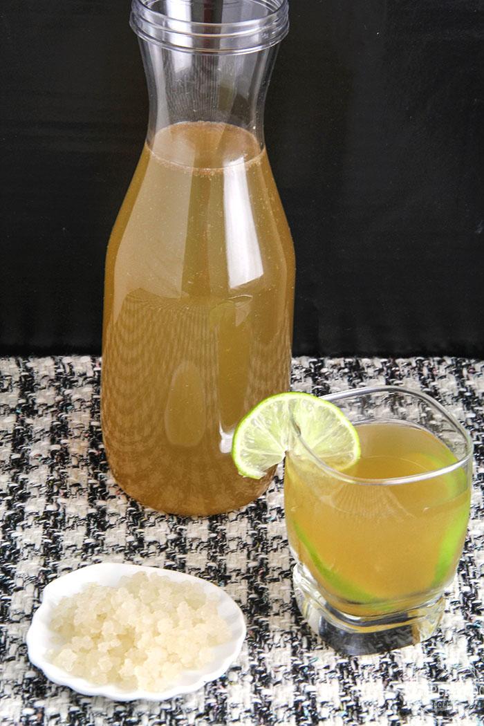 Multiplicar kefir de agua