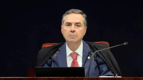 Ministro Barroso aponta fake news do Estadão sobre Braga Neto