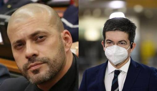 Alexandre de Moraes arquiva ação de Daniel Silveira contra Randolfe