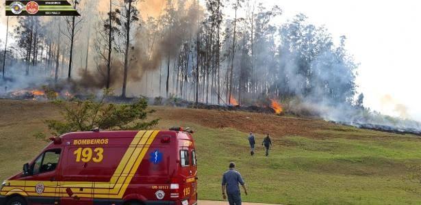 URGENTE: Avião cai em Piracicaba e deixa sete mortos; VEJA VÍDEO