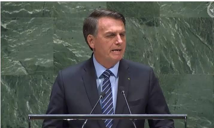 Leia a íntegra do discurso de Bolsonaro na ONU e veja vídeo completo; ASSISTA