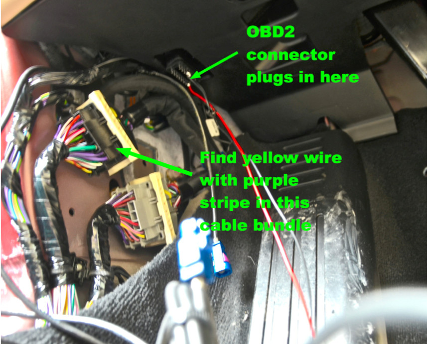 Audio Cable Wiring Diagram Tesla Model S Front Camera Touchscreen Switch Kit