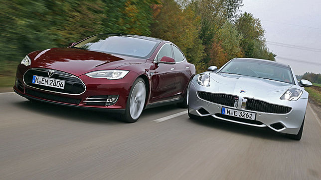 Why Do People Compare Fisker To Tesla?