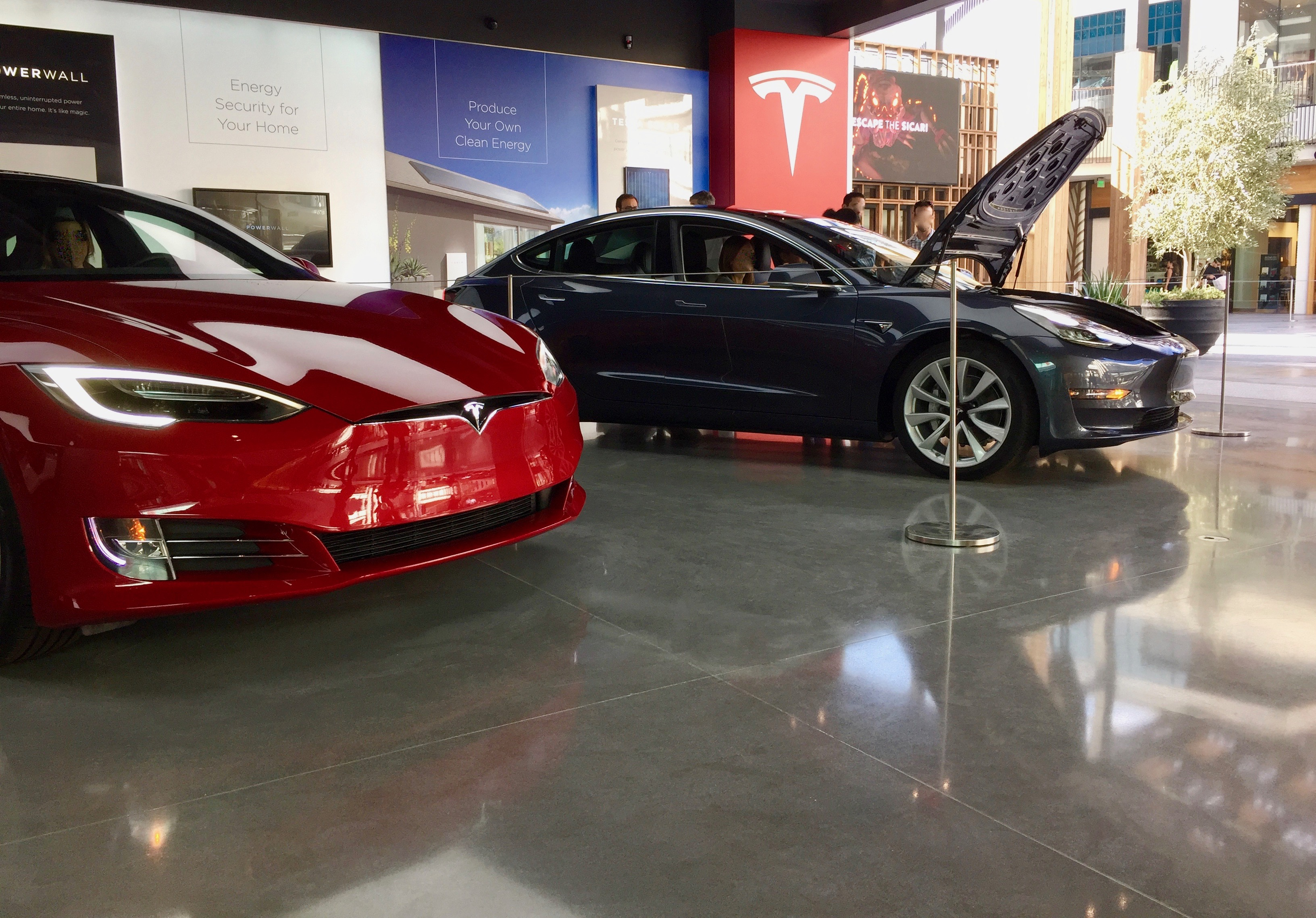 Tesla Makes Consumer Reports' Top 10 Car Brands As Lone Us