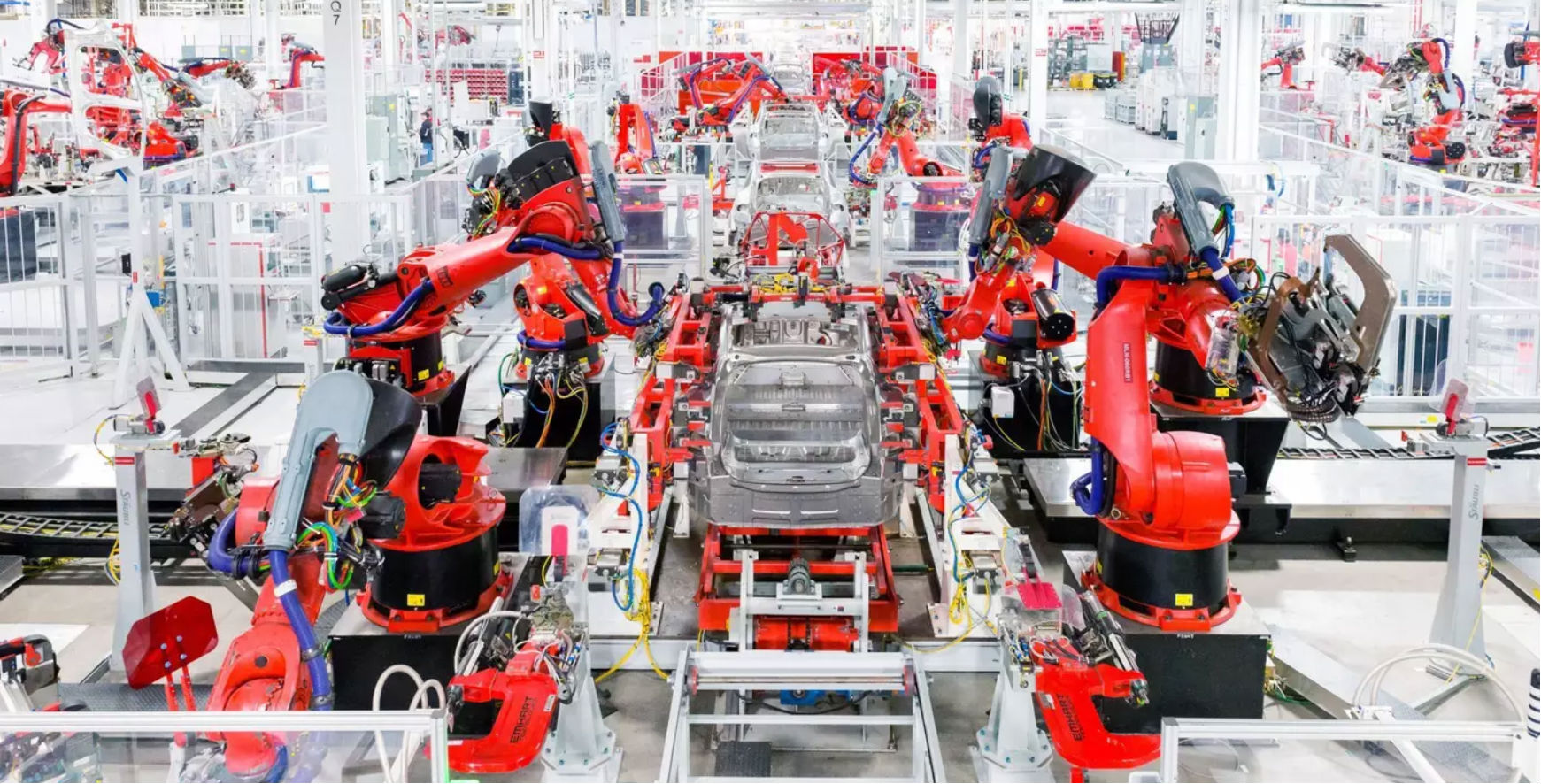 Teslas Model 3 Production Ramp Is Here And The US Auto