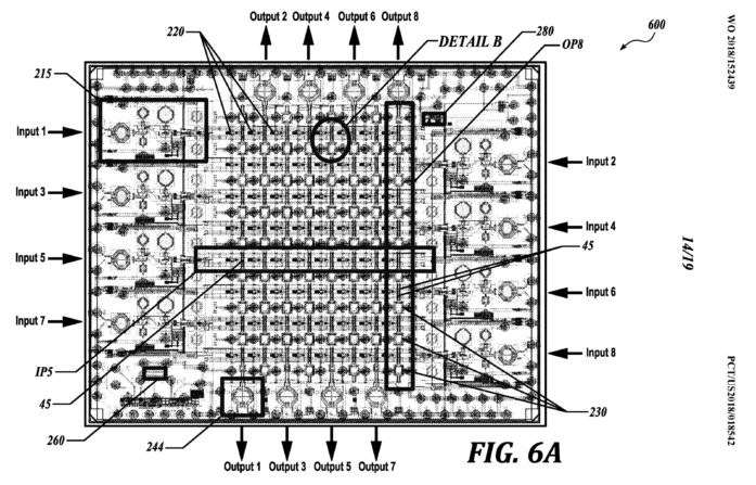 SpaceX seeks patent for custom-built Starlink internet