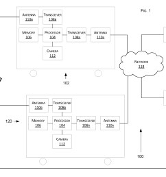 a diagram of tesla s technologies for vehicle positioning patent credit us patent office  [ 3138 x 2260 Pixel ]