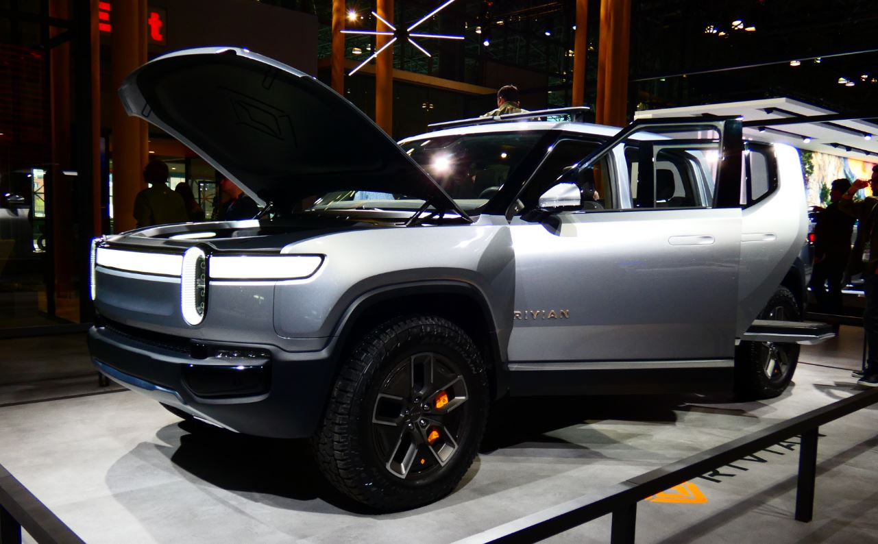 Rivian Receives 500 Million Investment To Help Ford