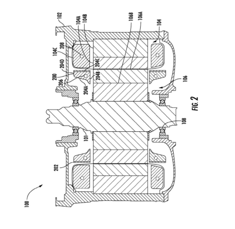 Tesla's 'rotor geometry' patent hints at more efficient
