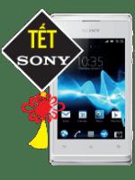 Tết Sony - Xem các điện thoại khuyến mãi của Sony