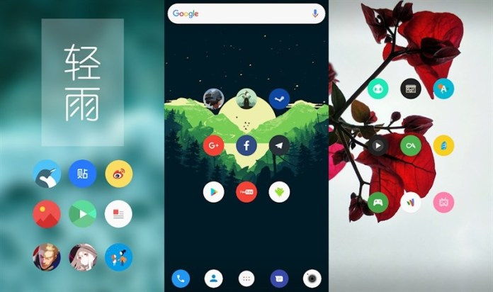 Pure - Icon Pack (Flat Design)