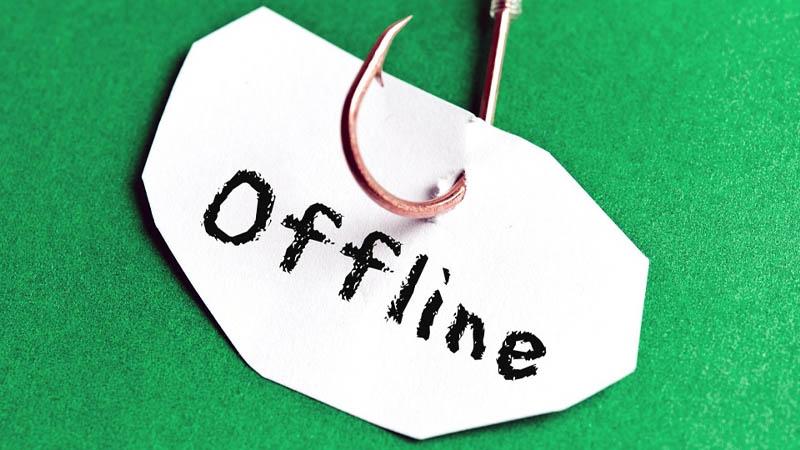 1. Offline là gì?
