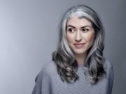 grey hair yeah