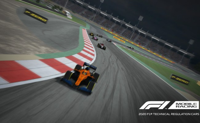 F1 Mobile Game Gets Update With 2020 Cars Zandvoort The
