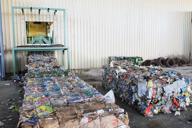 Переработка мусора с чего начать
