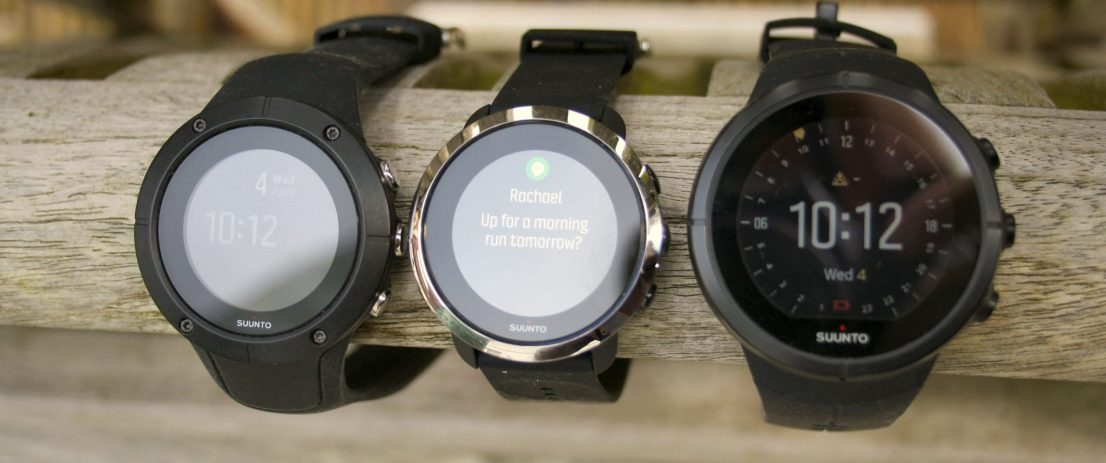 Suunto Fitness 3 Review ultra trainer spartan