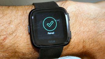Firbit Versa review sports fitness watch