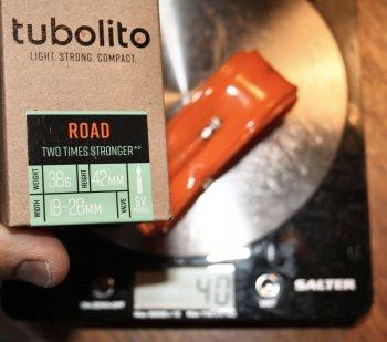 Tubolito Review | S-Tubo | Road
