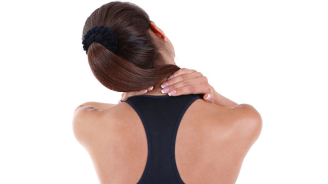 3 Yogic Stretches to Relieve Neck and Shoulder Tension