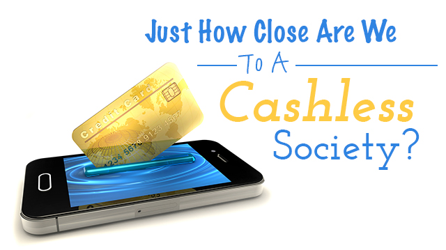 Image result for cashless world coming