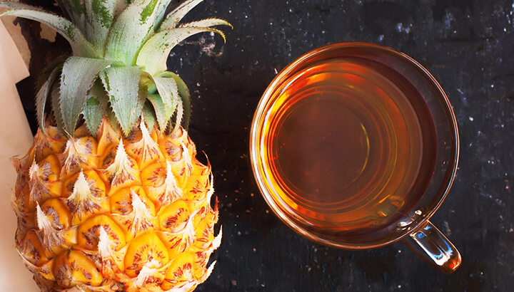 The bromelain in pineapple reduces chronic inflammation.