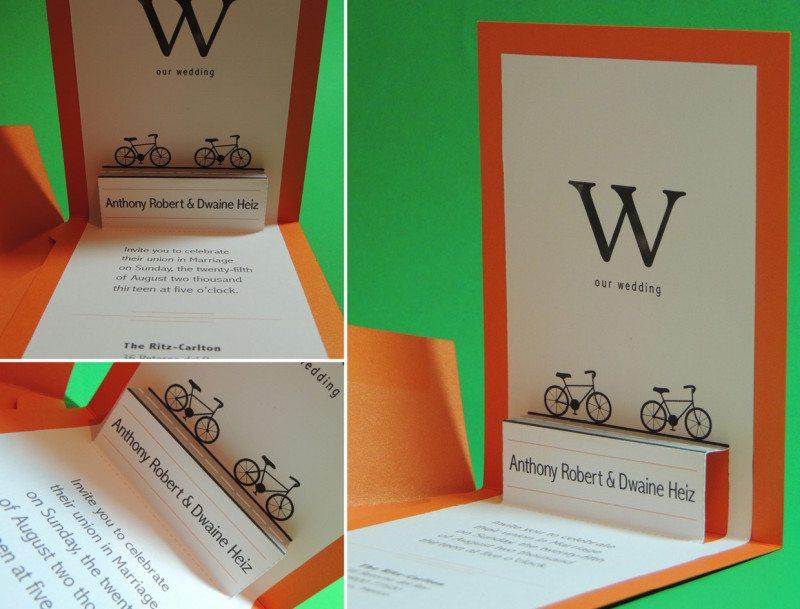 wedding invite card design