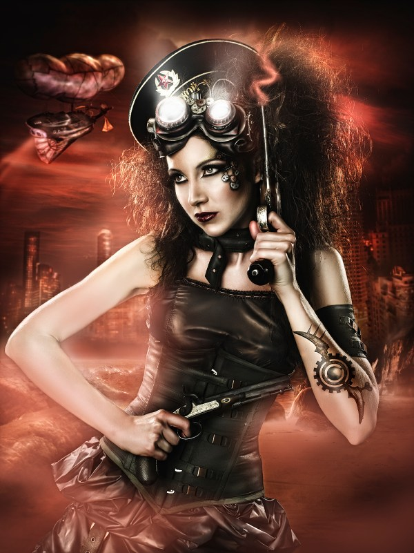 Steampunk Rebeca Saray - Thearthunters