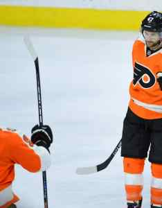 State of the flyers defense positives overshadowed by struggles at top depth chart also rh theathletic