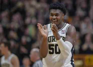 """It's all coming out now"""": Behind Purdue's mid-season resurgence is (slimmed down) big man Trevion Williams – The Athletic"""