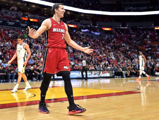 Goran Dragic finds happy place in Miami despite things not going ...