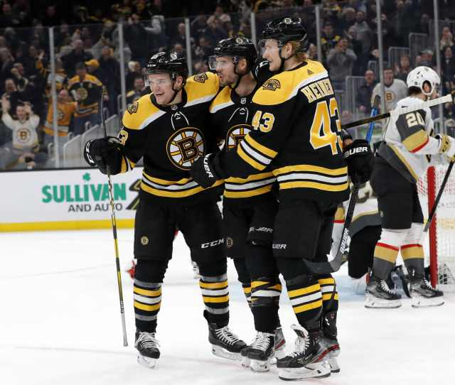 Bruins Back From The Break Need These Three Things To Start