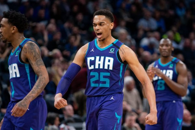 A much-needed All-Star break awaits PJ Washington and the Hornets rookie is  eager for a mental, physical reset – The Athletic