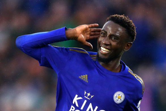 Leicester's Young Player of the Year: Wilfred Ndidi Nigeria | Lanre News