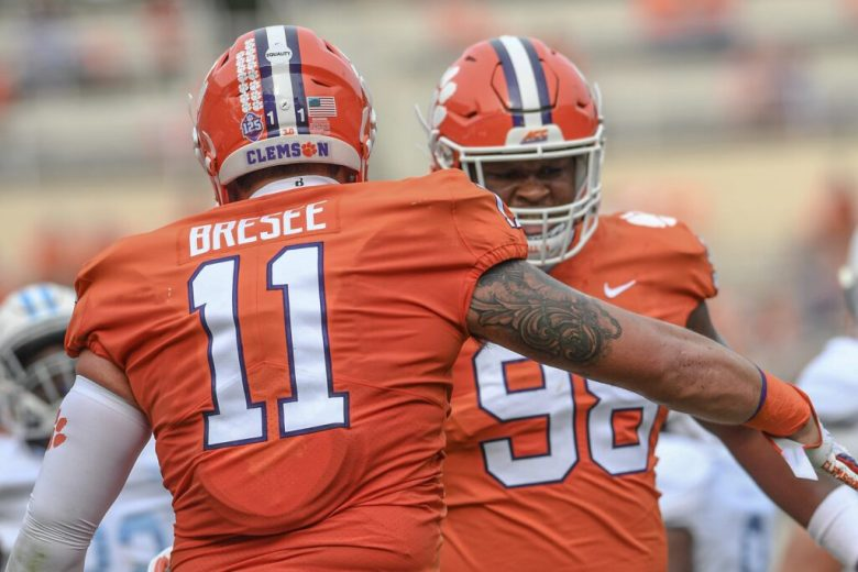 You know it when you see it': The freshmen recharging Clemson's defensive  line – The Athletic