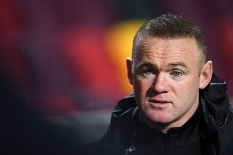 Wayne Rooney showing he has what it takes for Derby job – The Athletic