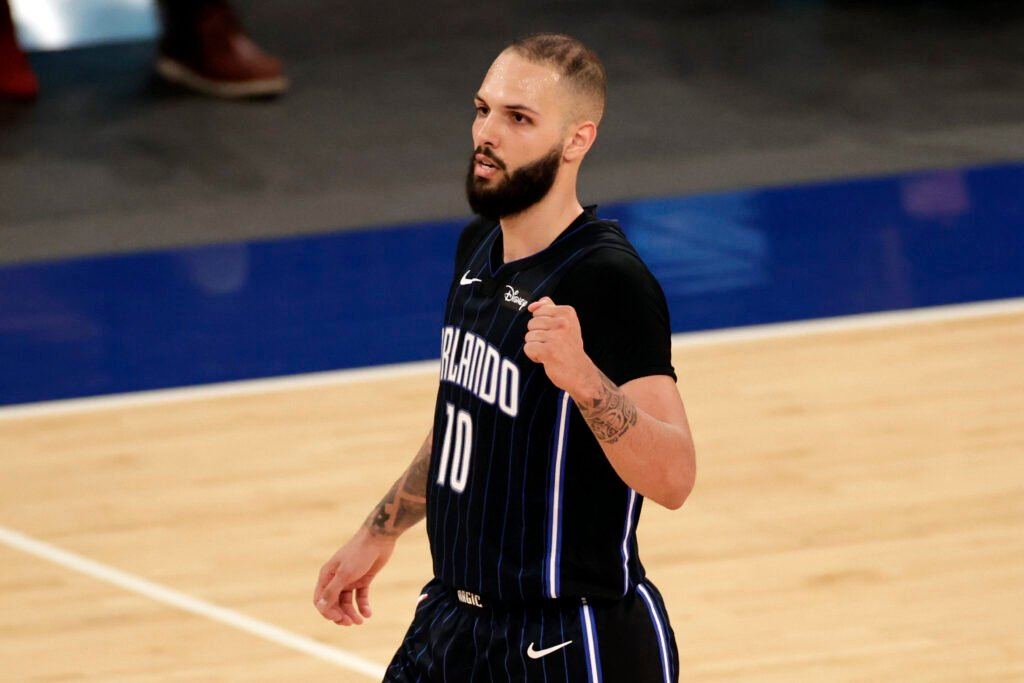Celtics trade for Evan Fournier as Orlando sheds vets: Instant grades and  reaction – The Athletic