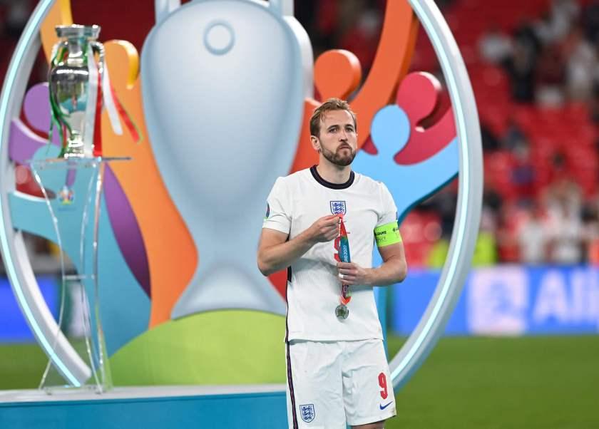 Kane, England, Euro 2020