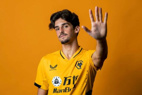 Francisco Trincao: The 'complete' attacking player who'll bring fearless  ingenuity to Wolves – The Athletic
