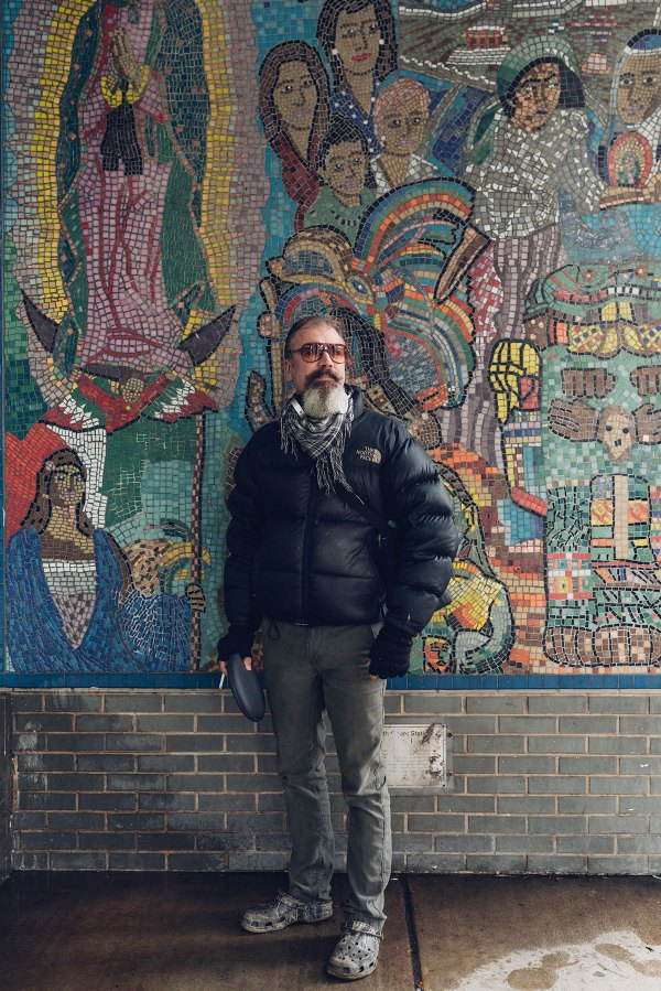 Outposts Pilsen Explosion Of Color In Grey City